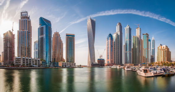 Picture no: 11240152 Dubai - Marina Panorama Created by: Jean Claude Castor