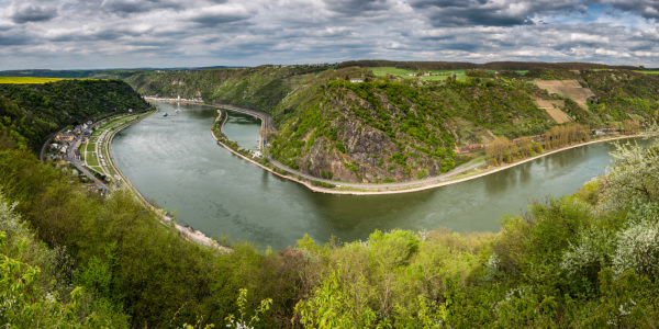Picture no: 11256908 Loreley-Blick Maria Ruh 2:1 Created by: Erhard Hess