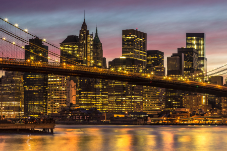 Picture no: 11269750 NEW YORK CITY 14 - Brooklyn Bridge  Created by: Tom Uhlenberg
