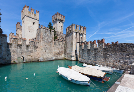 Picture no: 11285374 Scaligerburg, Sirmione Created by: janschuler