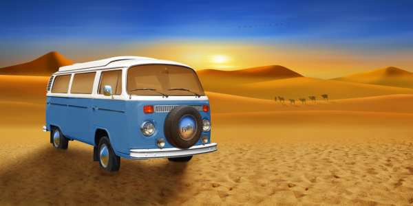 Picture no: 11295670 Oldtimer Bus on Tour Created by: Mausopardia