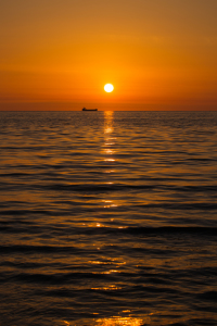 Picture no: 11300744 Sonnenaufgang in Ahlbeck auf Usedom 3 Created by: Schildchen