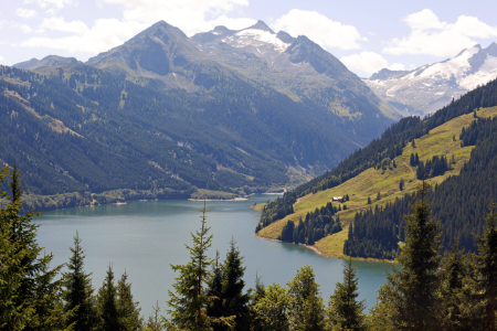 Picture no: 11318228 Sommer in den Alpen Created by: wompus
