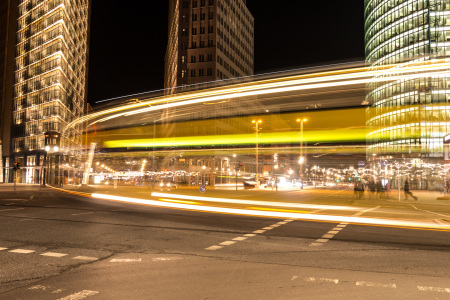 Picture no: 11323336 Verkehr am Potsdamer Platz Berlin Created by: SP10