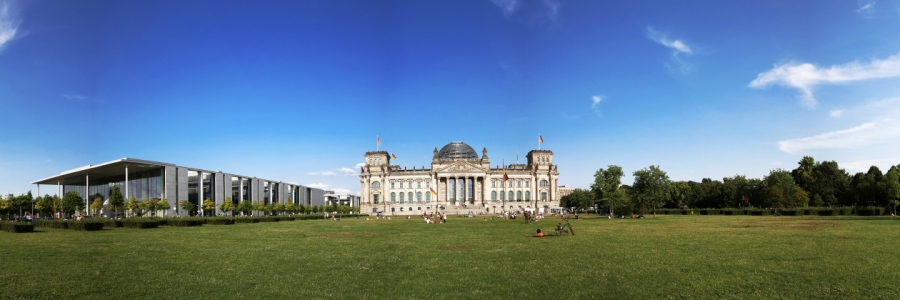 Picture no: 11329805 Reichstag Berlin - Panorama Created by: Marcel Schauer