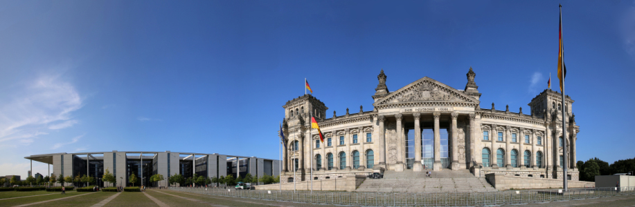 Picture no: 11329807 Reichstag Berlin - Panorama Created by: Marcel Schauer