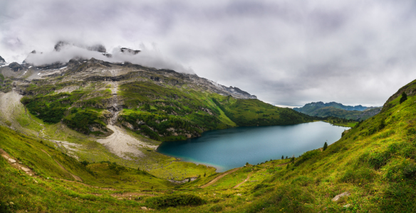 Picture no: 11335601 Schweiz - Engstlensee Panorama Created by: Jean Claude Castor