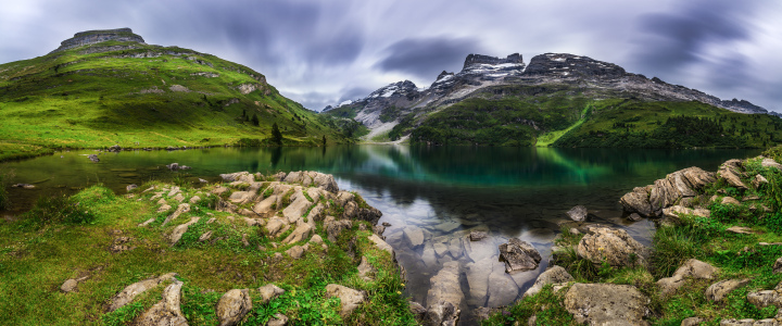 Picture no: 11335607 Schweiz - Engstlensee Panorama Created by: Jean Claude Castor