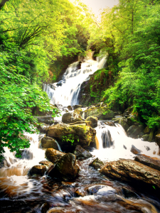Picture no: 11336453 Torc Wasserfall, Killarney, Irland Created by: Daniel Heine