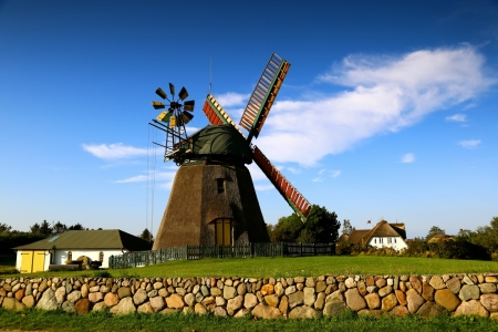 Picture no: 11337651 Amrumer Windmühle Created by: Ursula Reins