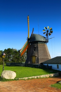 Picture no: 11337673 Amrumer Windmühle   -2- Created by: Ursula Reins