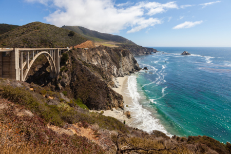 Picture no: 11339626 Bixby Creek Bridge Created by: janschuler