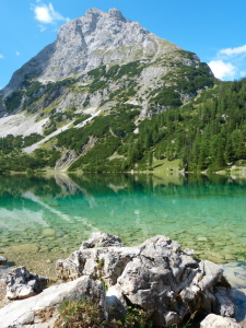 Picture no: 11342950 Bergsee Created by: Harry1