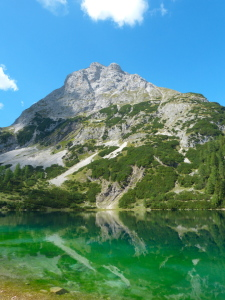 Picture no: 11343490 Bergsee Created by: Harry1