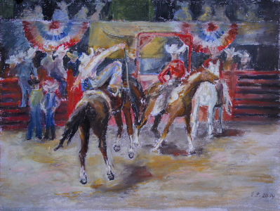 Picture no: 11346500 Texanisches Rodeo Created by: Barbara Pommerenke