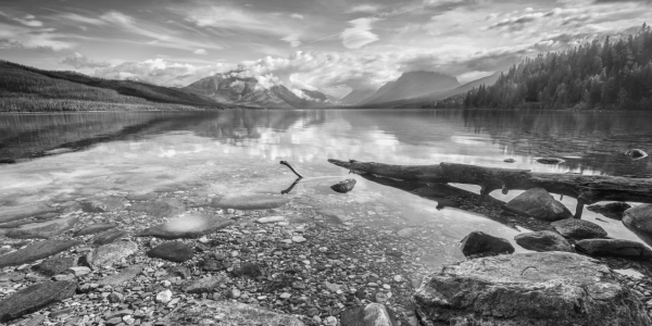 Picture no: 11353440 Lake McDonald - Glacier NP USA sw Created by: TomKli