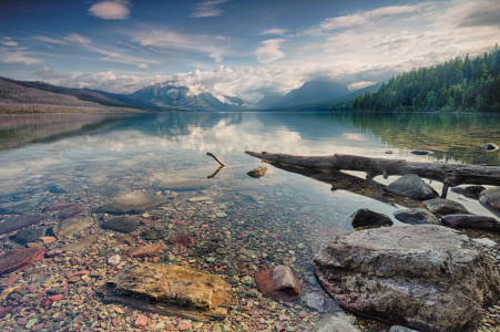 Picture no: 11353752 Lake McDonald Glacier NP USA Created by: TomKli