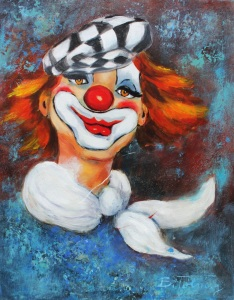 Picture no: 11356000 Clown Coco Created by: Barbara  Tolnay