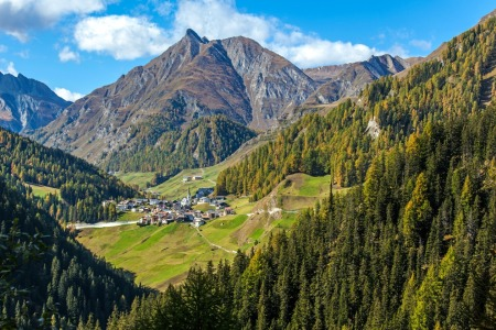 Picture no: 11361626 Herbst in den Schweizer Alpen Created by: wompus
