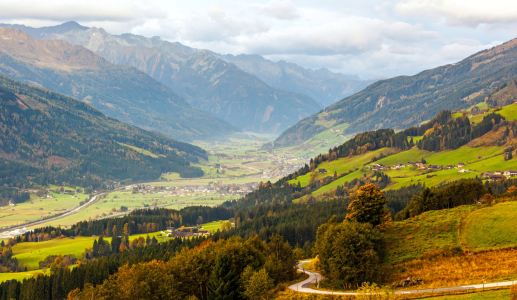 Picture no: 11364934 Herbst im Pinzgau Created by: wompus