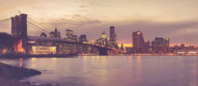 Picture no: 11365120 Brooklyn Bridge - New York City Created by: Thomas Richter