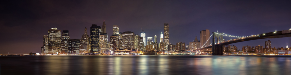 Picture no: 11365162 New York City Skyline Created by: Thomas Richter