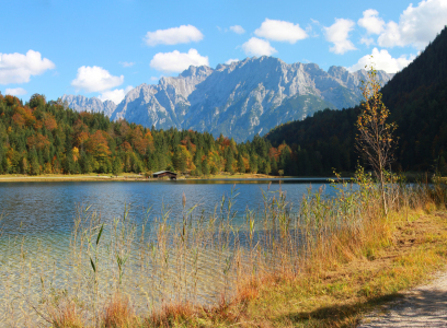 Picture no: 11366493 Ferchensee und Karwendelgebirge Created by: SusaZoom