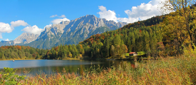Picture no: 11373137 Karwendel-Idylle Created by: SusaZoom