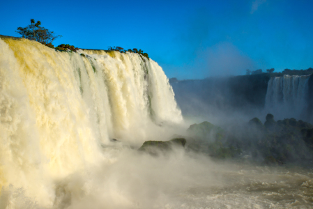 Picture no: 11404229 Iguazu Wasserfälle Created by: Guenter Purin