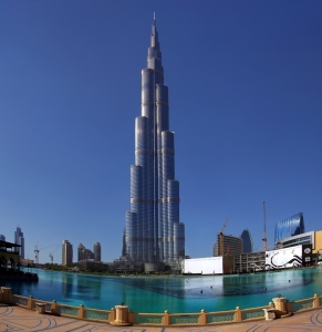 Picture no: 11408378 Burj Khalifa Created by: Ina  Penning