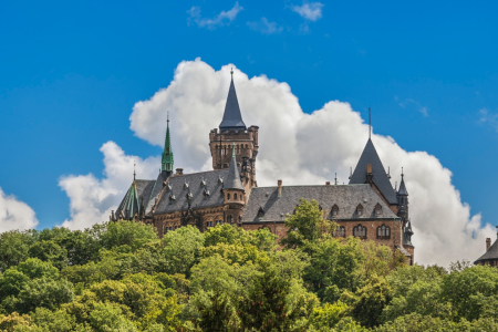 Picture no: 11411780 Schloss Wernigerode Created by: GCK
