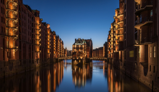 Picture no: 11417093 Speicherstadt HHLA Created by: chaosbanane