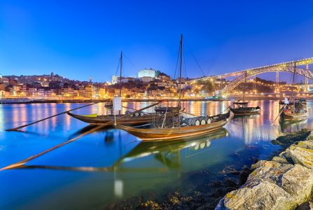 Picture no: 11422260 Die Boote von Porto Created by: Mapics