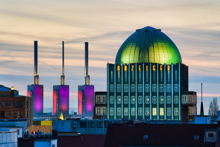 Picture no: 11423447 Skyline von Hannover Created by: Mapics