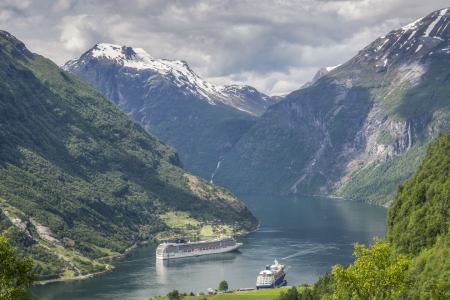 Picture no: 11425746 Geirangerfjord Created by: EderHans