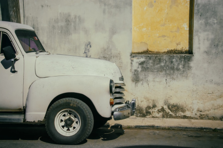 Picture no: 11429071 Cuban Truck Created by: Axel Luther