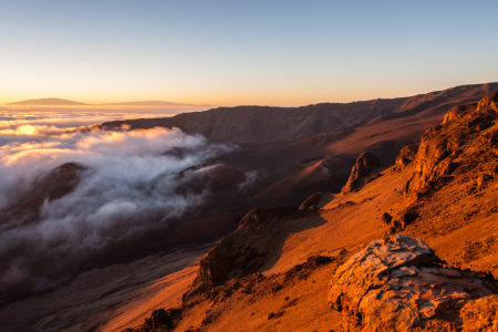 Picture no: 11430039 Haleakala am Morgen Created by: TomKli