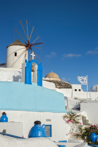Picture no: 11430366 Santorini - Oia Windmühle Created by: TomKli