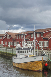 Picture no: 11434191 Fischkutter in Svolvaer Created by: EderHans