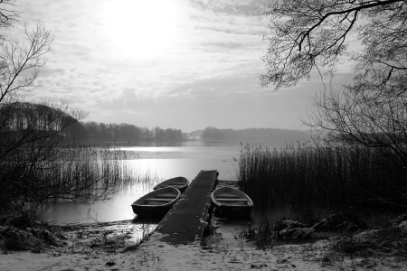 Picture no: 11435406 Winterstimmung am Pohlsee Created by: Ostfriese