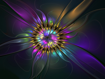 Picture no: 11447989 Fantasy Flower Created by: gabiw-art
