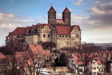 Picture no: 11453502 Schloss Quedlinburg Created by: Steffen Gierok