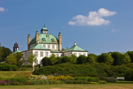 Picture no: 11454306 Schloss Fredensborg mit Park Created by: Anja Ergler
