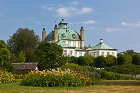Picture no: 11454308 Schloss Fredensborg mit Park 2 Created by: Anja Ergler
