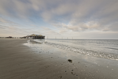 Picture no: 11460105 St. Peter Ording Blues Created by: ReichderNatur