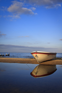 Picture no: 11460733 Fischerboot am Strand von Usedom Created by: blende-acht