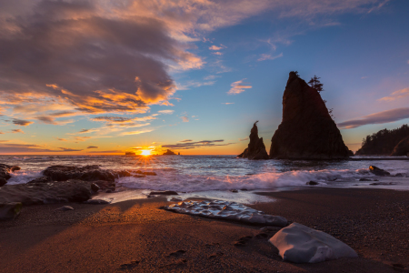 Picture no: 11464671 Rialto Beach - Olympic NP Created by: TomKli