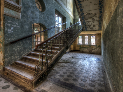 Picture no: 11466696 Lost Place - Upstairs Created by: Sichtweisen-Photo