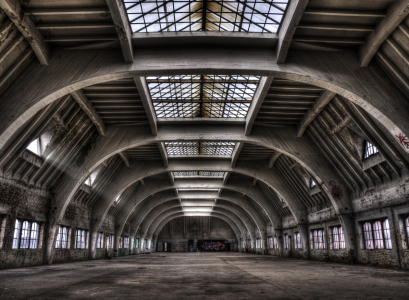 Picture no: 11466698 Lost Place - the great hall Created by: Sichtweisen-Photo