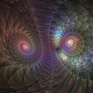 Picture no: 11470396 Fantasy Spirals Created by: gabiw-art